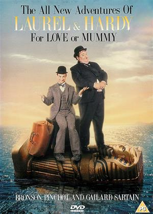 Rent Laurel and Hardy: For Love or Mummy (aka The All New Adventures of Laurel & Hardy in 'For Love or Mummy') Online DVD & Blu-ray Rental