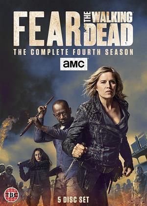 Rent Fear the Walking Dead: Series 4 Online DVD Rental