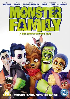 Rent Monster Family (aka Happy Family) Online DVD Rental