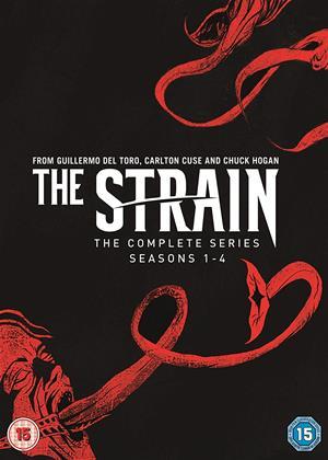 Rent The Strain: Series 2 Online DVD Rental