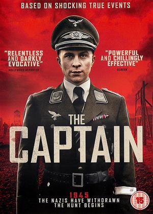 Rent The Captain (aka Der Hauptmann) Online DVD & Blu-ray Rental