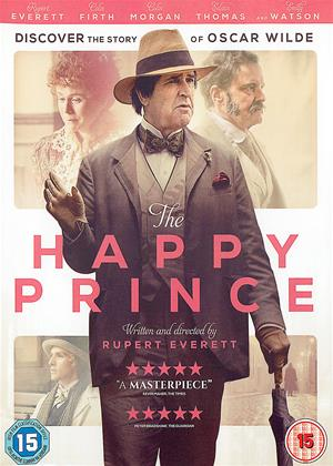 Rent The Happy Prince Online DVD Rental