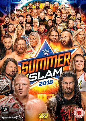 WWE: SummerSlam 2018 Online DVD Rental