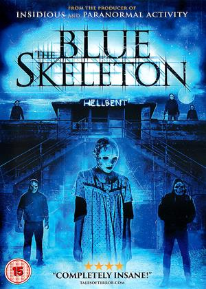 Rent The Blue Skeleton (aka The Houses October Built 2) Online DVD Rental
