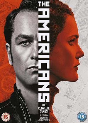 Rent The Americans: Series 5 Online DVD Rental