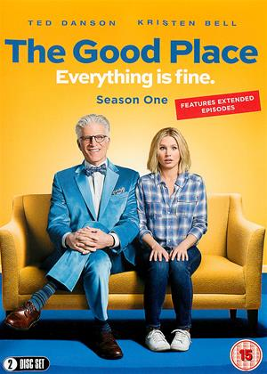 Rent The Good Place: Series 1 Online DVD Rental