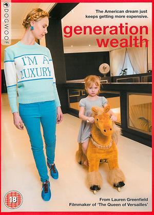 Rent Generation Wealth Online DVD & Blu-ray Rental