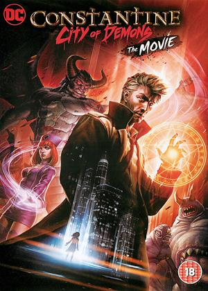 Constantine: City of Demons Online DVD Rental