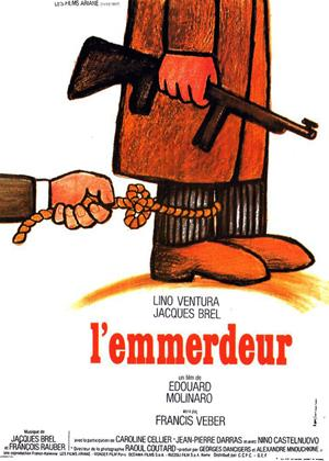 Rent A Pain in the Ass (aka L'emmerdeur) Online DVD & Blu-ray Rental