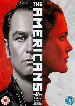 Rent The Americans: Series 4 Online DVD & Blu-ray Rental