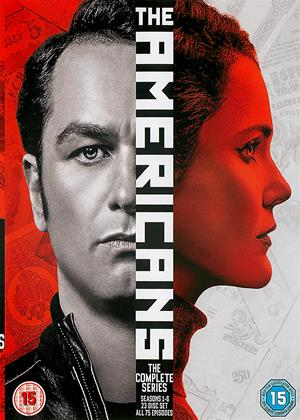 Rent The Americans: Series 6 Online DVD & Blu-ray Rental