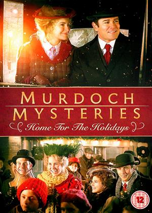 Rent Murdoch Mysteries: Home for the Holidays Online DVD Rental