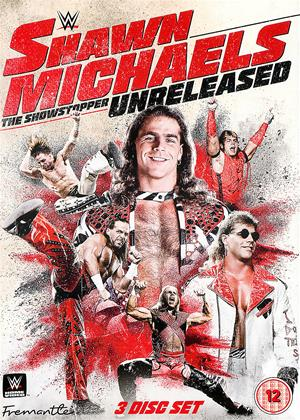 Rent WWE: Shawn Michaels: The Showstopper Unreleased Online DVD & Blu-ray Rental