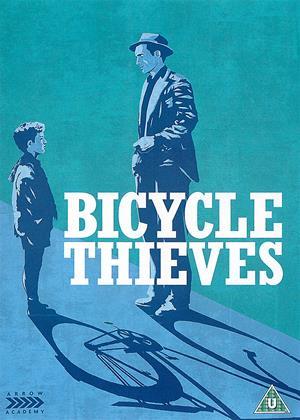 Rent Bicycle Thieves (aka Ladri di biciclette) Online DVD & Blu-ray Rental