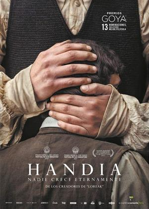 Rent The Giant (aka Handia) Online DVD & Blu-ray Rental