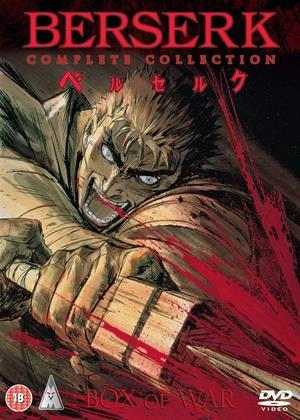 Rent Berserk: Vol.1-6 (aka Kenpû denki beruseruku) Online DVD & Blu-ray Rental