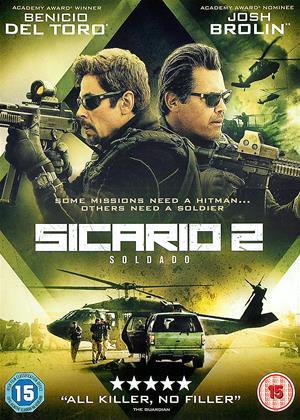 Sicario 2: Soldado Online DVD Rental
