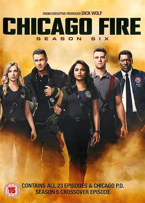 Rent Chicago Fire: Series 6 Online DVD & Blu-ray Rental