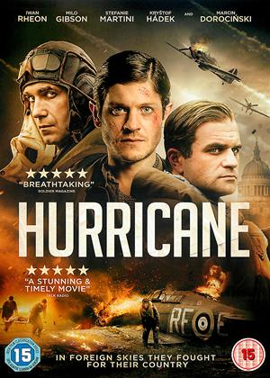 Rent Hurricane (aka Hurricane: Squadron 303 / Mission of Honor) Online DVD & Blu-ray Rental