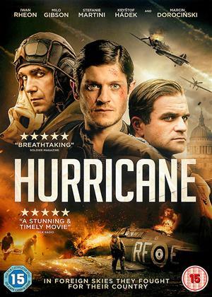 Rent Hurricane (aka Hurricane: Squadron 303 / Mission of Honor) Online DVD Rental
