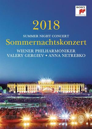 Rent Summer Night Concert 2018 (aka Sommernachtskonzert 2018: Wiener Philharmoniker) Online DVD & Blu-ray Rental