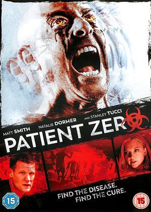 Patient Zero Online DVD Rental