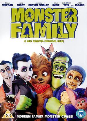 Rent Monster Family (aka Happy Family) Online DVD Rental