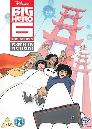 Rent Big Hero 6: The Series: Back in Action Online DVD & Blu-ray Rental