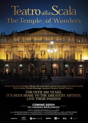 Rent The Temple of Wonders: Teatro Alla Scala Online DVD & Blu-ray Rental