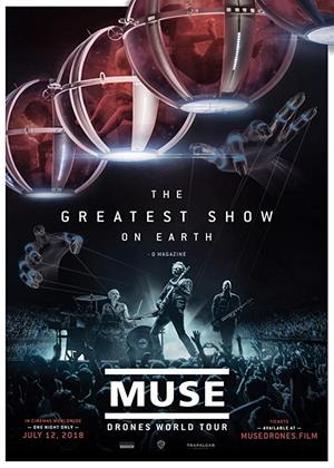 Rent Muse: Drones World Tour 2018 Online DVD & Blu-ray Rental
