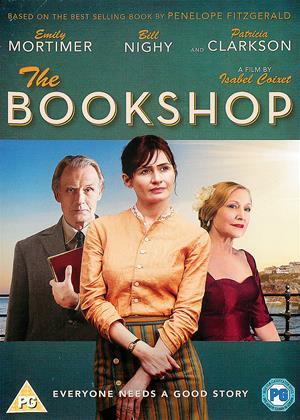 Rent The Bookshop (aka La Librería) Online DVD Rental
