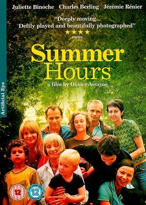 Rent Summer Hours (aka L'Heure d'été) Online DVD & Blu-ray Rental