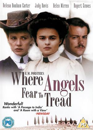 Rent Where Angels Fear to Tread Online DVD & Blu-ray Rental
