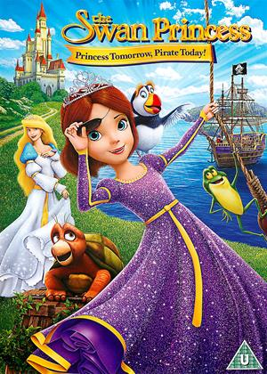 The Swan Princess: Princess Tomorrow, Pirate Today! Online DVD Rental