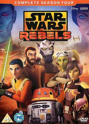 Rent Star Wars Rebels: Series 4 (aka Star Wars: Rebels) Online DVD & Blu-ray Rental