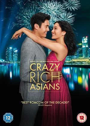 Rent Crazy Rich Asians Online DVD Rental