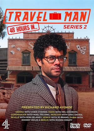 Rent Travel Man: Series 2 (aka Travel Man: 48 Hours in...) Online DVD Rental