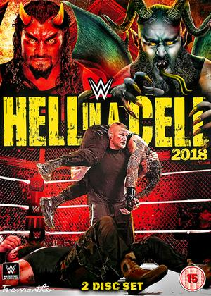 Rent WWE: Hell in a Cell 2018 Online DVD & Blu-ray Rental