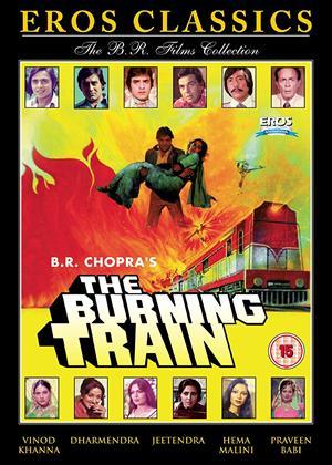 Rent The Burning Train Online DVD & Blu-ray Rental