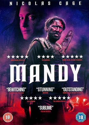 Mandy Online DVD Rental