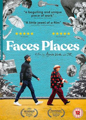 Faces Places Online DVD Rental