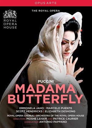 Rent Madama Butterfly: Royal Opera House (Antonio Pappano) Online DVD & Blu-ray Rental