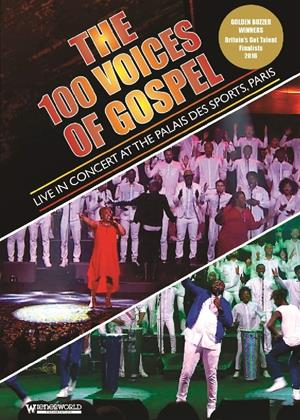 Rent The 100 Voices of Gospel: Live in Concert at the Palais Des Sport Online DVD & Blu-ray Rental
