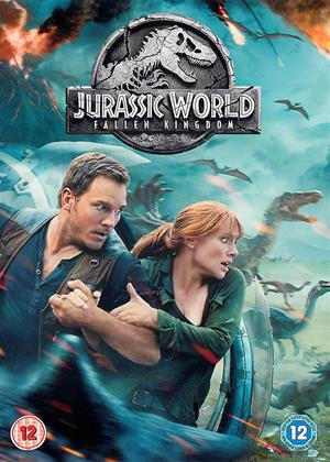 Jurassic World: Fallen Kingdom Online DVD Rental