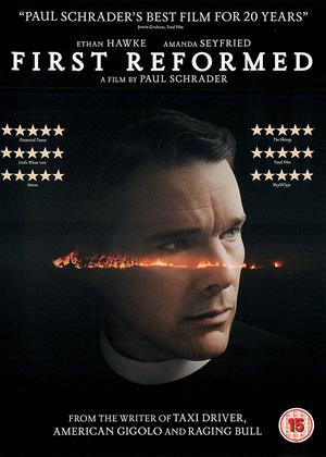 First Reformed Online DVD Rental