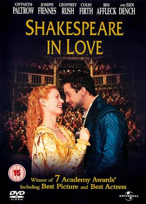 Rent Shakespeare in Love Online DVD & Blu-ray Rental