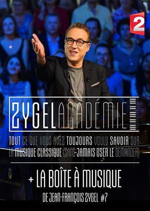 Rent Jean-François Zygel: La Zygel Académie Online DVD & Blu-ray Rental
