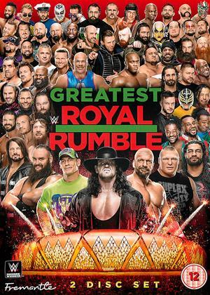 Rent WWE: Greatest Royal Rumble Online DVD & Blu-ray Rental