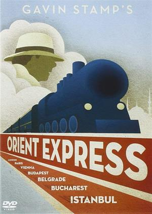 Rent Gavin Stamp's Orient Express Online DVD & Blu-ray Rental