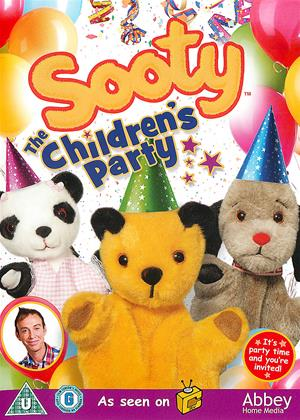 Sooty: The Children's Party Online DVD Rental